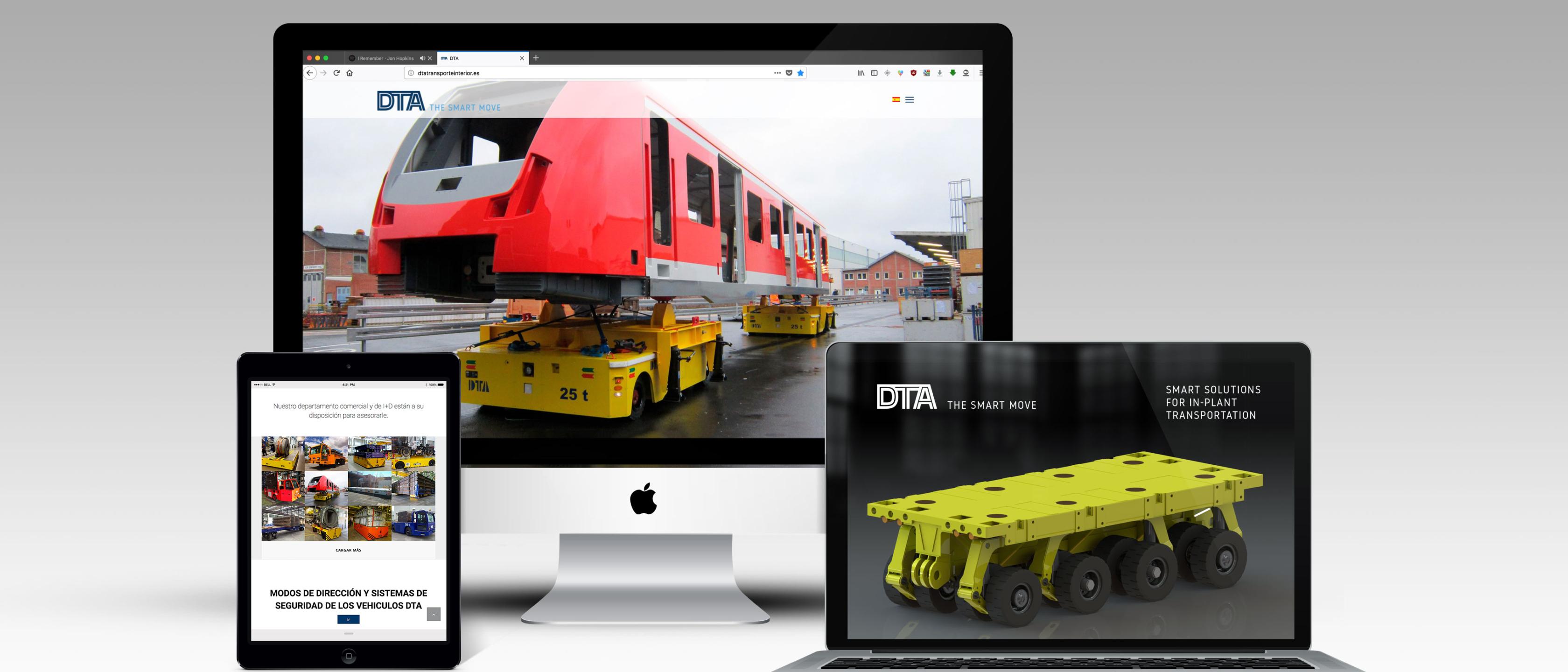 DTA Rebranding